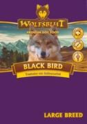 WOLFSBLUT (ВОЛЧЬЯ КРОВЬ) BLACK BIRD LARGE BREED (ЧЕРНАЯ ПТИЦА ДЛЯ КРУПНЫХ ПОРОД)